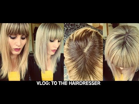 MichelaIsMyName: Vlog: To the Hairdresser    MICHELA ismyname ❤️