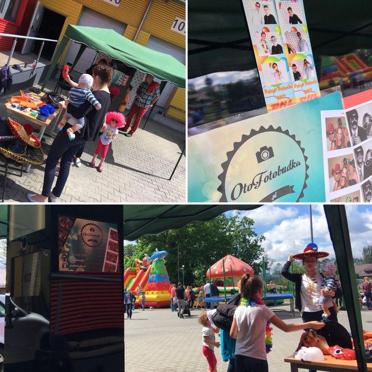 Dzisiaj #otofotobudka gościła na pikniku z okazji Dnia Dziecka firmy #DHL ☺️ Było miło 😊👌 www.otofotobudka.pl Fotobudka Kraków, Małopolska i nie tylko #fotobudka #branding #event #dziendziecka #childrensday #corporateevents #fun #niepolomice #atrakcja #sunnyday