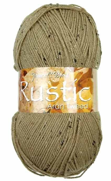 Rustic Tweed yarn