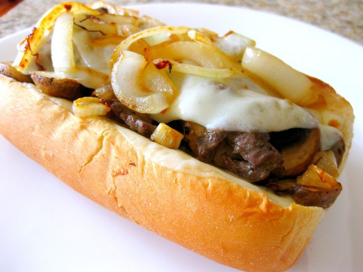 Steak and Cheese Sandwitch | Products I Love | Pinterest