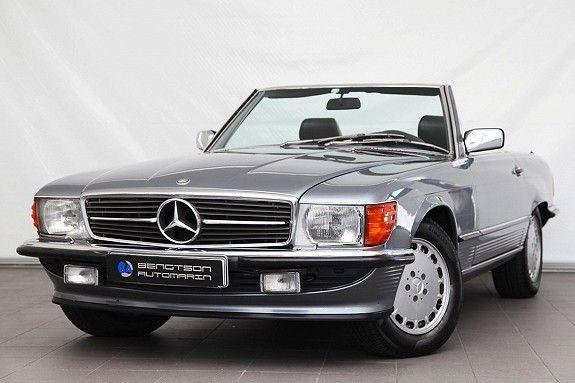 Mercedes Benz Sl 500 Sl 2 2 1989 84 000 Km Kr 319 000 With