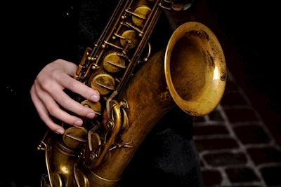 Daniel Jirblad - saxophone