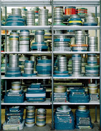 Film Archive #5 - Image