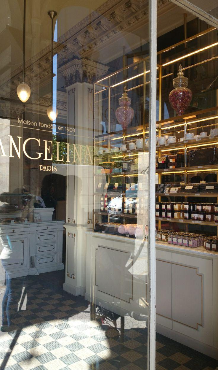 1000 images about angelina restaurant paris on pinterest restaurant pastries and the louvre - Salon de the angelina paris ...