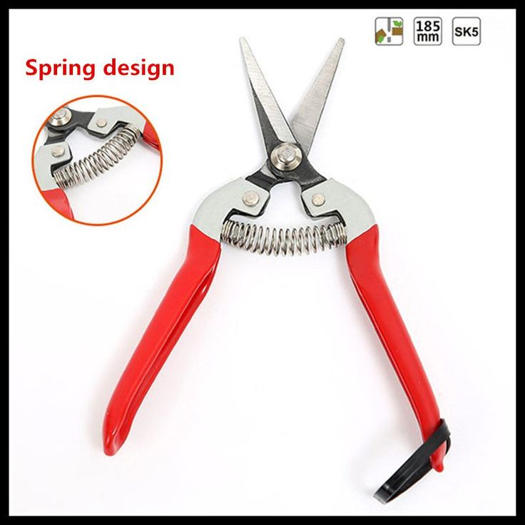 Professional gardening scissors pruning shears garden scissors garden tools pruning tools hand tools