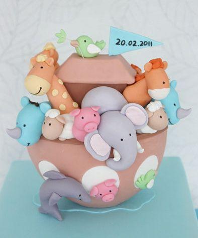 baby shower Cake: Baby Shower Cakes, Noahs Ark Cake, Noah Ark, Noahsark, Amazing Cake, Baby Cakes, Baby Showers, Baby Shower