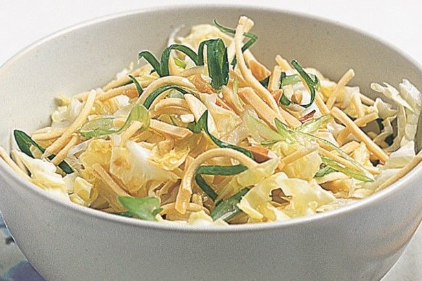 Here it is: the crunchy salad recipe everyone is always asking for.
