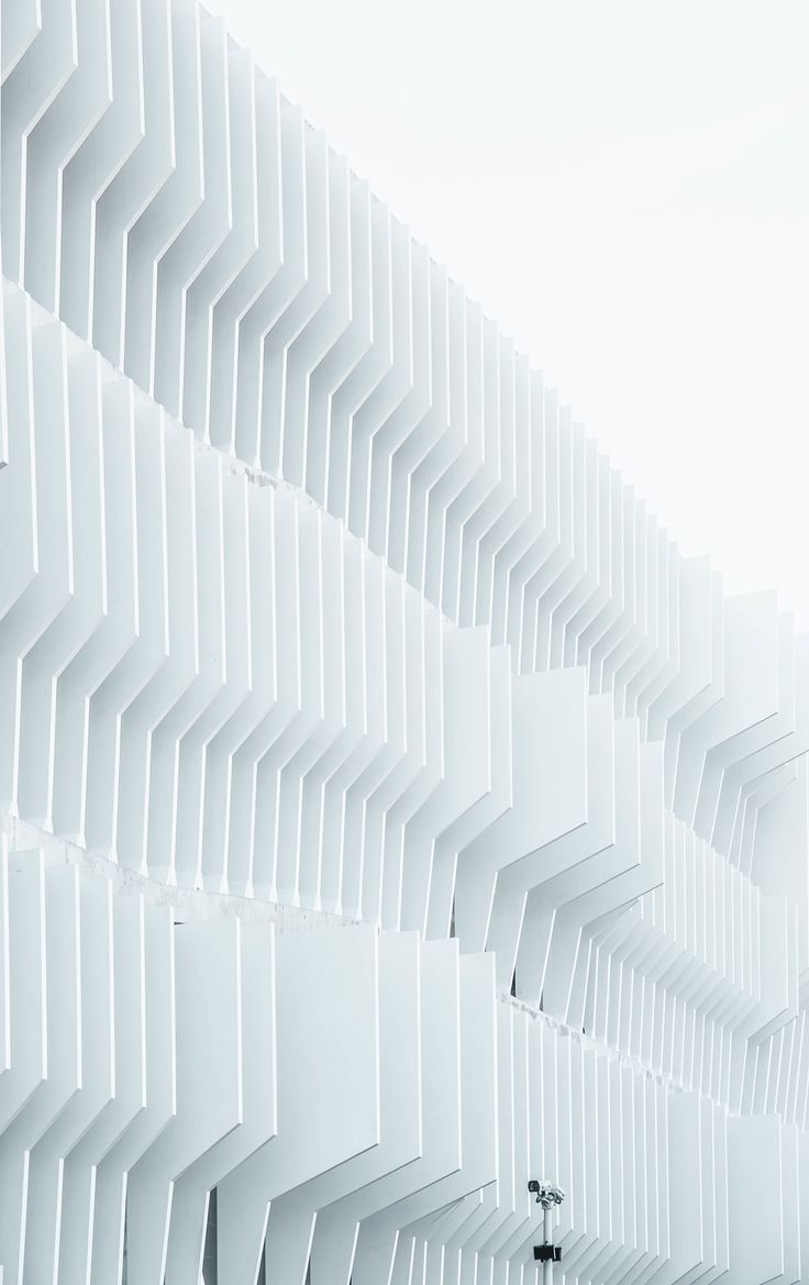 Geometry of Madrid Architecture on Behance