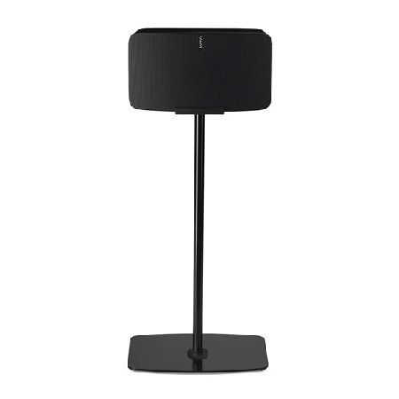 Flexson Floor Stand for Sonos Play:5 Horizontal Flexson Floor Stand for Sonos Play:5 Horizontal Version The Flexson Floor Stand for the SONOS PLAY:5 (gen2) puts your speaker at the ideal listening height and holds it in a horizontal position - the  http://www.MightGet.com/january-2017-12/flexson-floor-stand-for-sonos-play5-horizontal.asp