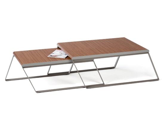 BIXBIT coffee tables Kinetiq design: Kuba Blimel