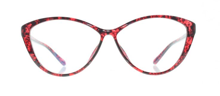 Affordable Plastic Prescription Glasses for Women