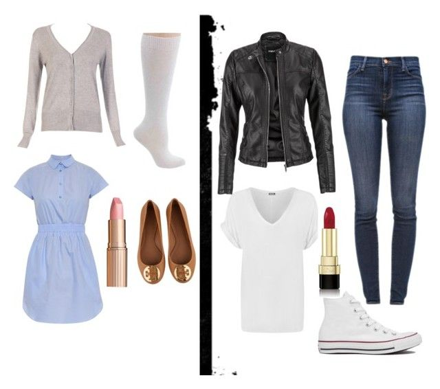 quotsocs vs greasersquot by molzmer liked on polyvore featuring