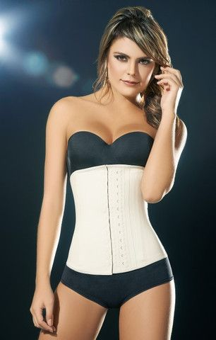 Classic Waist Cincher: • Latex covered in cotton. • Lose inches instantly. • Correct posture. • Help to lose weight.