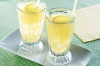 """Amelia Island Punch recipe  """"clear"""" punch.  Add rainbow color ice cubes."""