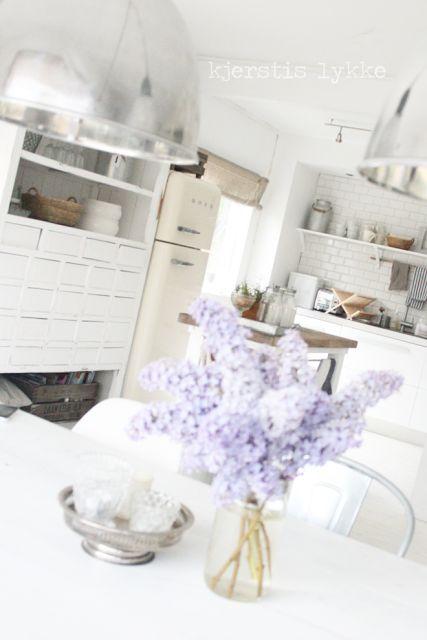 Adventurous Design Quest: White Home by Kjersti Lykke