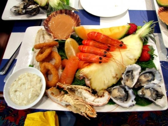 A Downunder Christmas Lunch