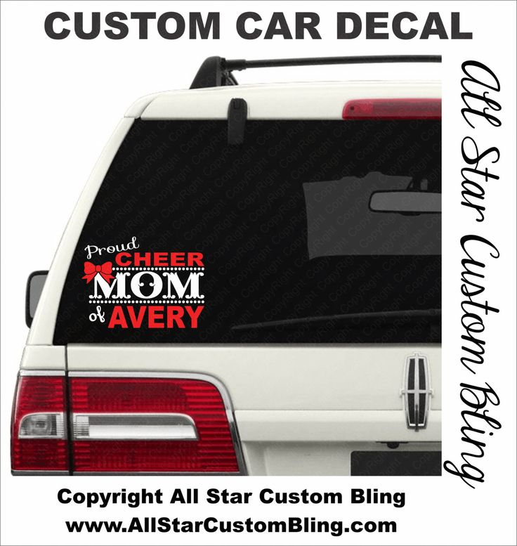 Best Custom Car Decals Images On Pinterest Car Window Decals - Window decals custom vehicle