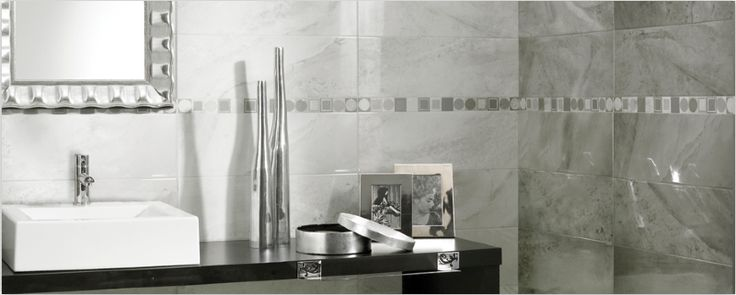 Jasper Grey Wall Tiles Are A High Gloss Beautiful Marble Effect Wall Tile Id