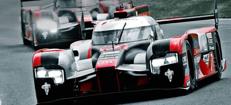 Audi R18( Le Mans Aero Version)