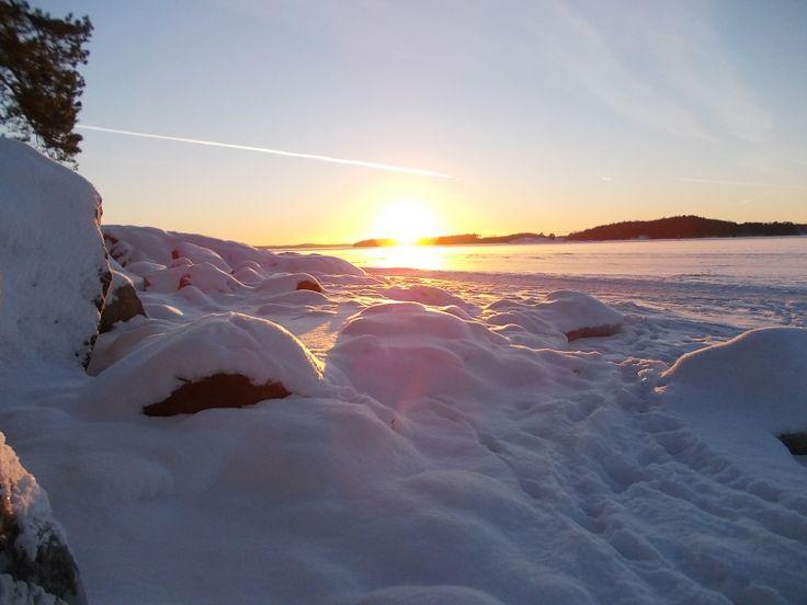 Winters in Finland