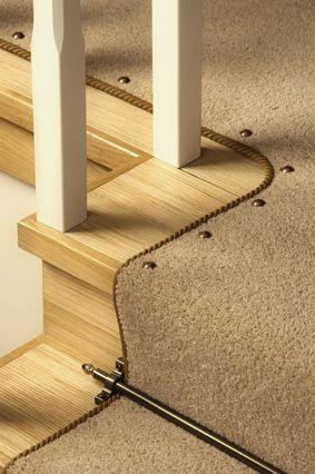 Best 20 Stair Rods Ideas On Pinterest Carpet Runner