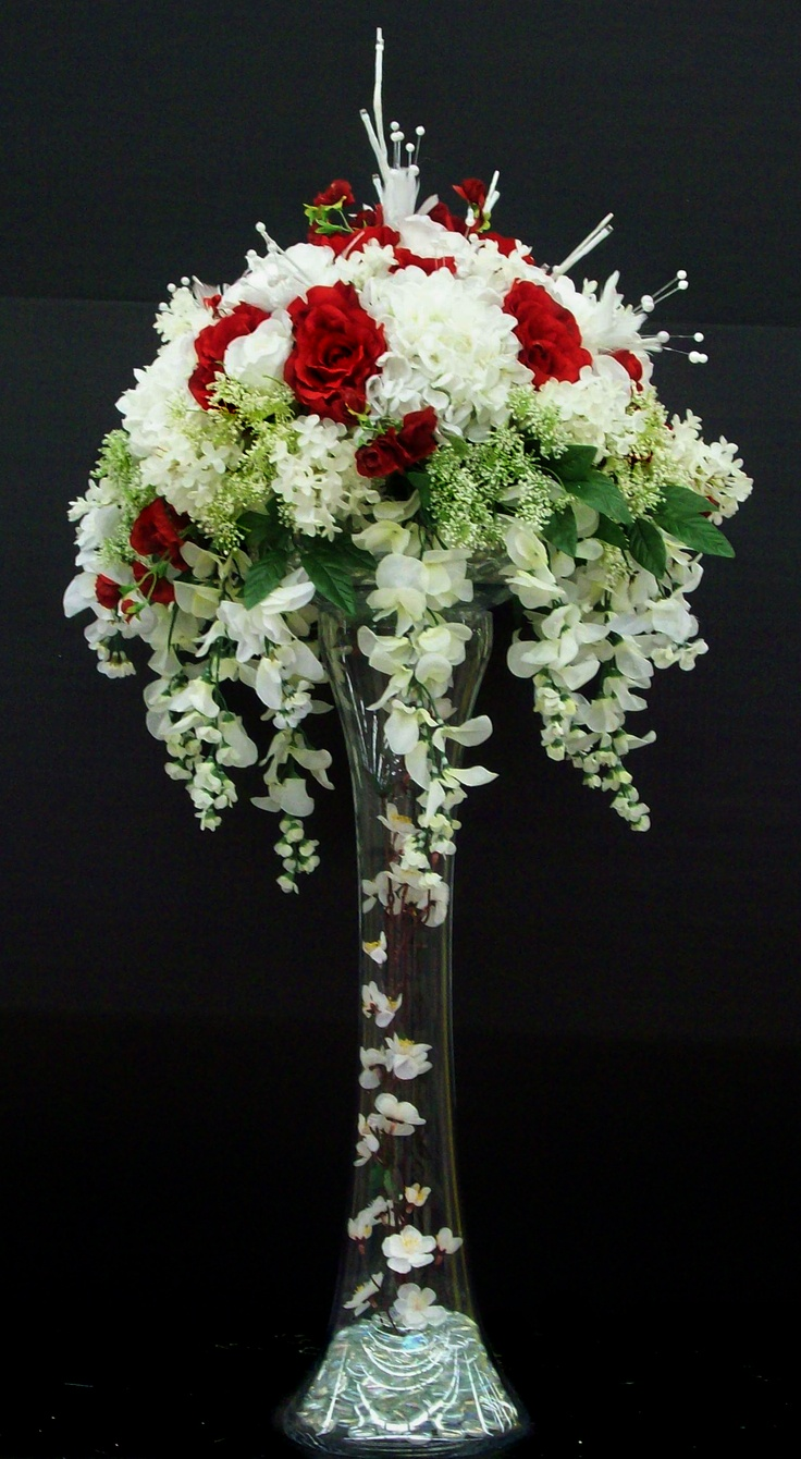 1000 Images About Wedding Centrepieces On Pinterest Floral Arrangements Receptions And
