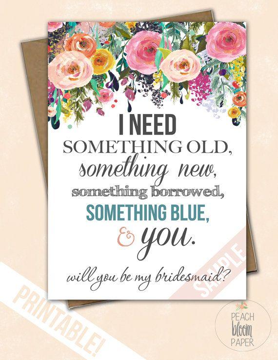 ¿Quieres proponerle que sea tu dama de honor de una forma original? ¡Te explicamos cómo hacer los regalos más sorprendentes para preguntárselo! #boda #bridesmaid #damadehonor  #diy