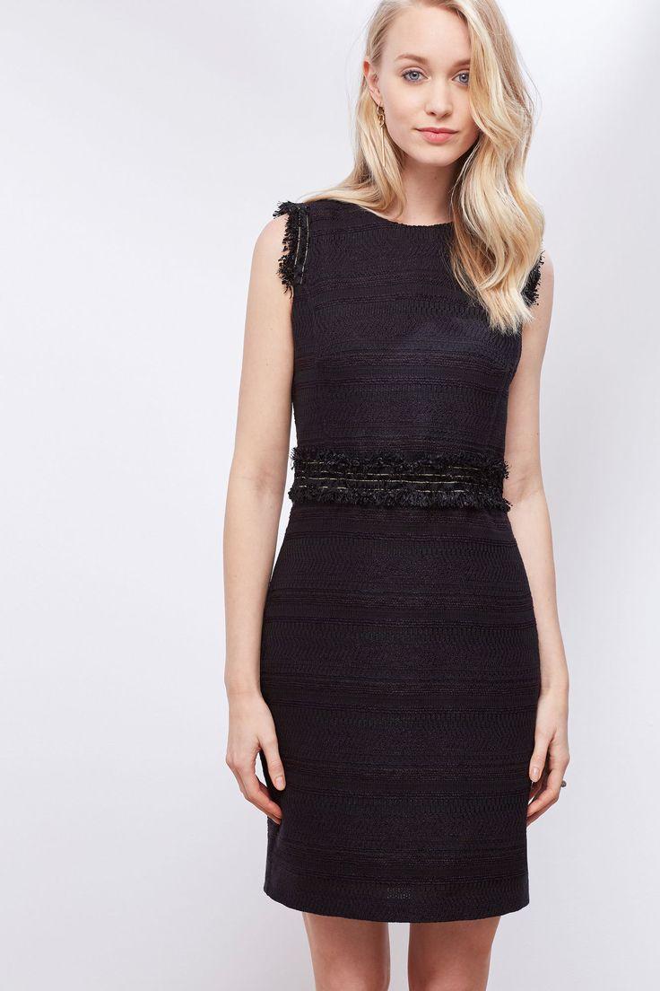 Vestido tweed | Vestidos | Cortefiel