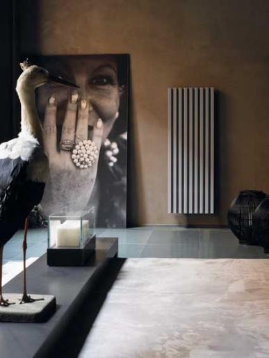 Soho radiators from Tubes Radiatori are made from aluminium