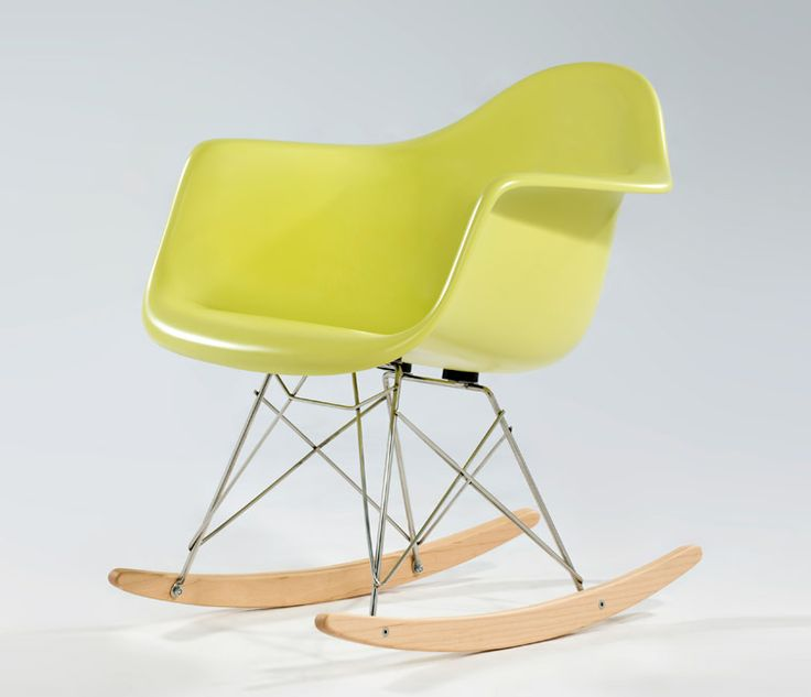 The 25 best Eames rocking chair ideas on Pinterest Eclectic