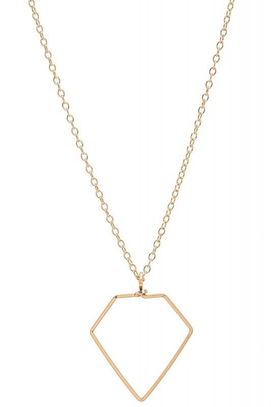 By Philippe Halskette Diamant Anhänger gold. www.styleserver.de