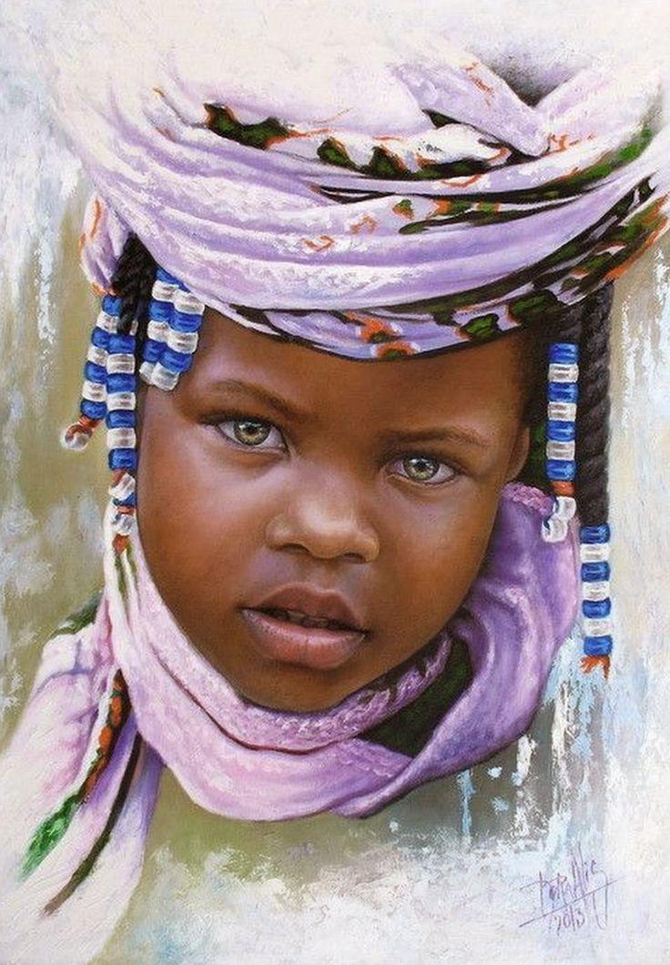 imagenes-de-adorables-niños-pintados-al-oleo+(5).jpg (1110×1600)