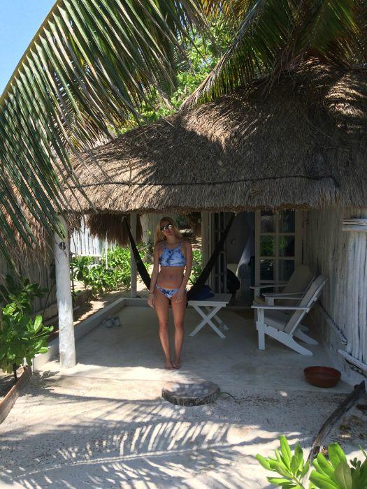 #tulum #mexico #bikini