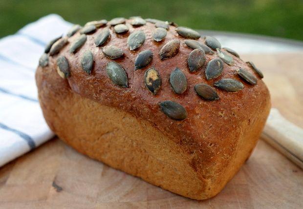 Íme a kész kenyérke! Sütés közben az egész lakást belengi fantasztikus illata! (Fotó: Knap Daniella)