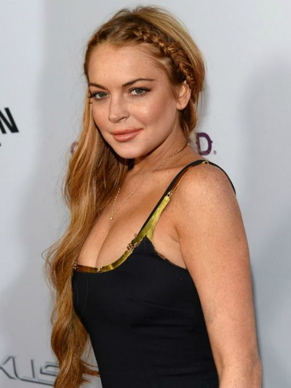Lindsay Lohan hair color | Hair color formula ...