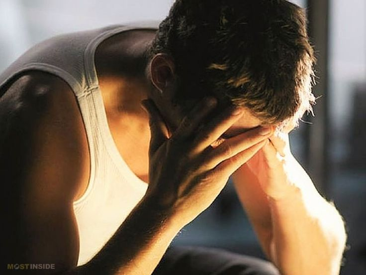 How #Men Deal With #Depression?