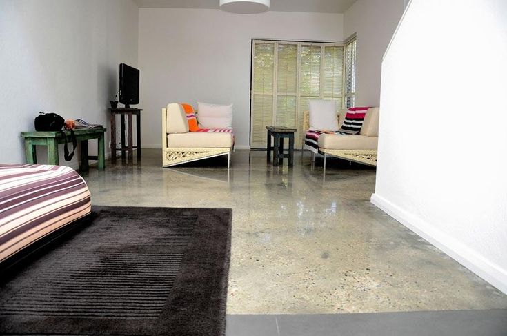 How Much Do Polished Concrete Floors Cost? - hipages.com.au