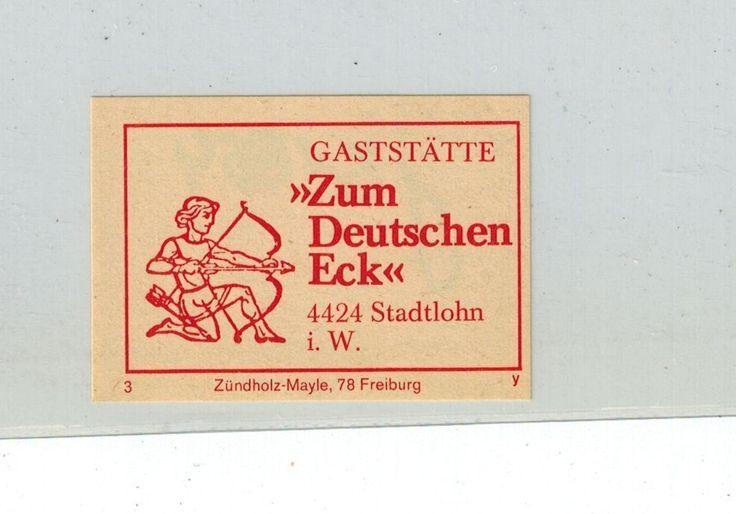 Stadtlohn, Gaststätte zum Deutschen Eck, j31864