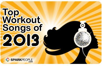 The 100 Best Workout Songs of 2013. Get your fitness motivation right here! | via @SparkPeople #exercise #music #playlist