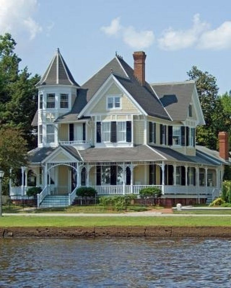 This is such a gorgeous house. I'd love to own an old restored victorian home one day!