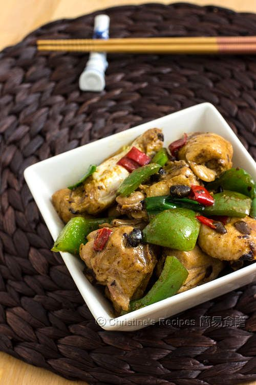 187 best chinese cooking images on pinterest christines recipe chicken in black bean sauce easy chinese recipesasian recipesasian foodschristines forumfinder Image collections