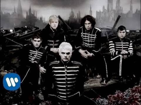 "I got: ""Welcome To The Black Parade"" by My Chemical Romance! QUIZ: What Should Your National Anth..."