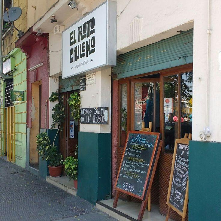 Restaurant El Roto Chileno