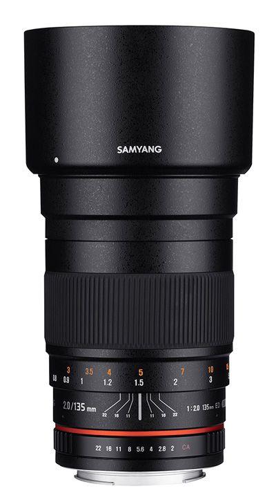 Samyang 135mm f/2 ED UMC : un téléobjectif manuel en monture Nikon http://www.nikonpassion.com/samyang-135mm-f2-ed-umc-un-teleobjectif-manuel-en-monture-nikon/