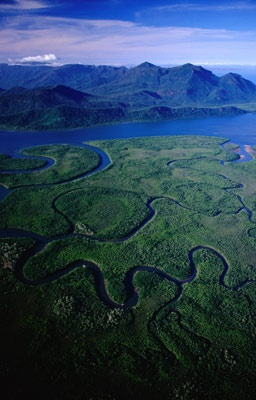 Hinchinbrook Channel and Island, Hinchinbrook Island National Park, Australia