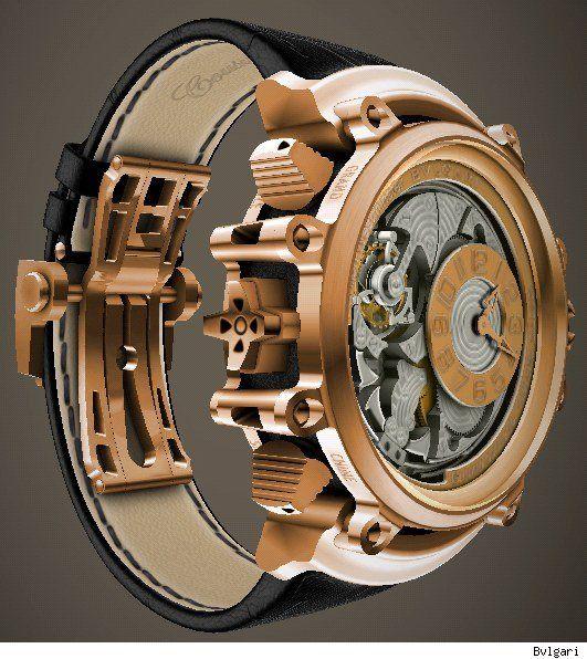 Bvlgari Gerald Genta Magsonic Grande Sonnerie watch