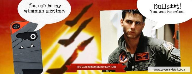 iPhone Cover Memes celebrate Top Gun