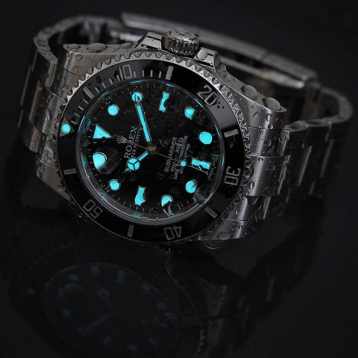 Rolex Submariner No Date Ref. 114060 | #WRISTPORN by @rolexdiver | www.wristporn.com by wristporn