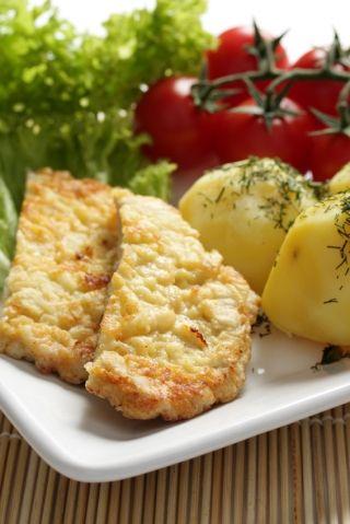 Côtelettes de porc panées #recettesduqc #souper #porc