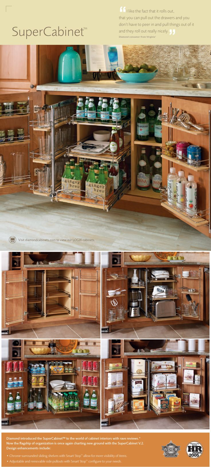 Diamond cabinets door styles finishes and specifications - Supercabinet Diamond Cabinets